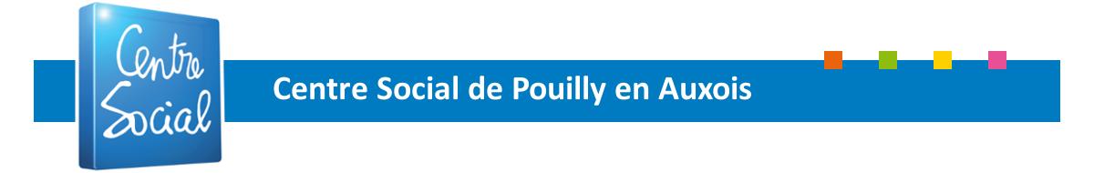 Centre Social de Pouilly en Auxois